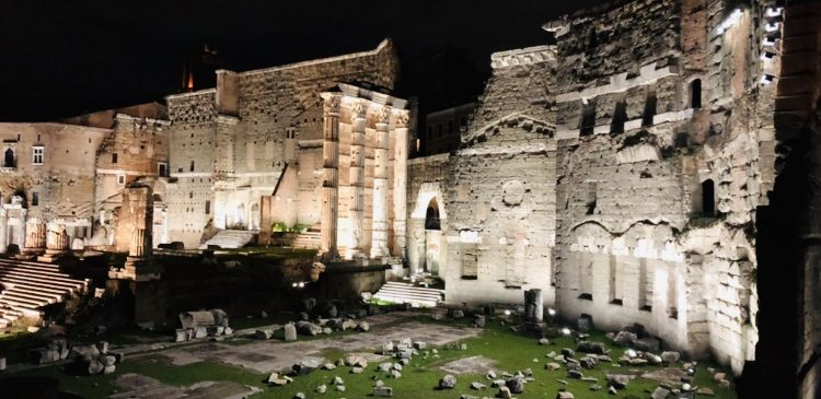 Things to do of an evening in Rome